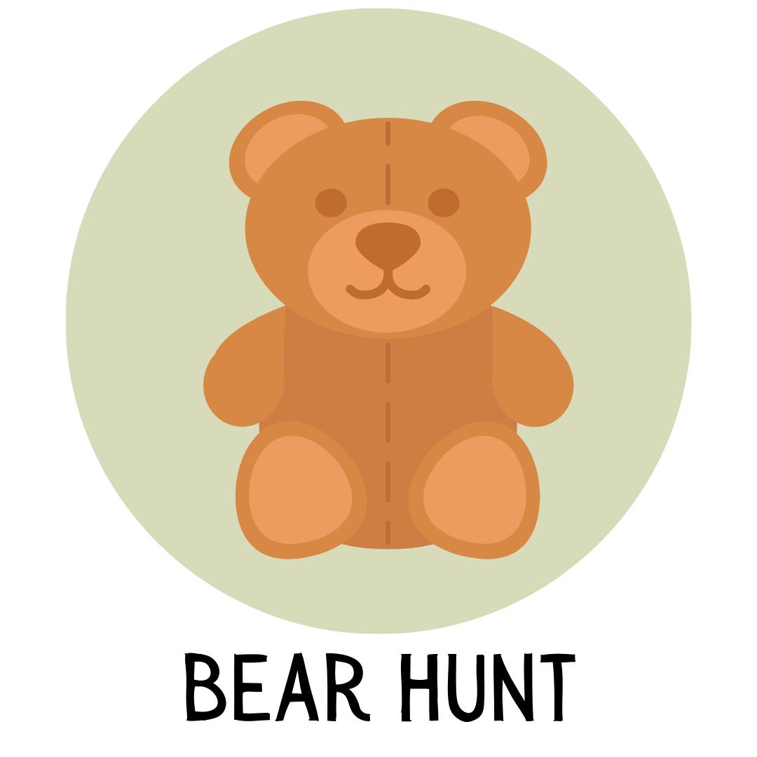 Bear Hunt Storytime
