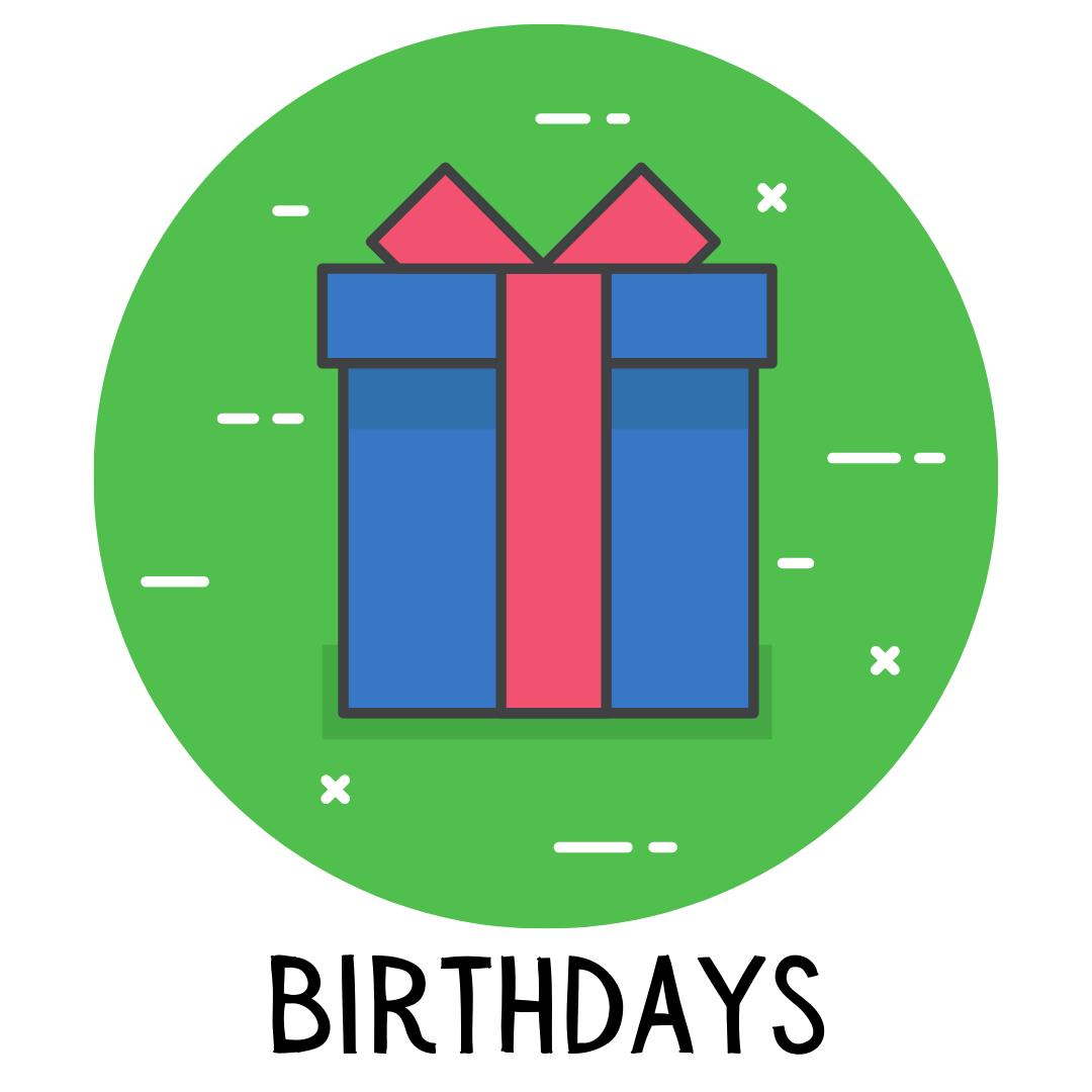 Birthdays Storytime