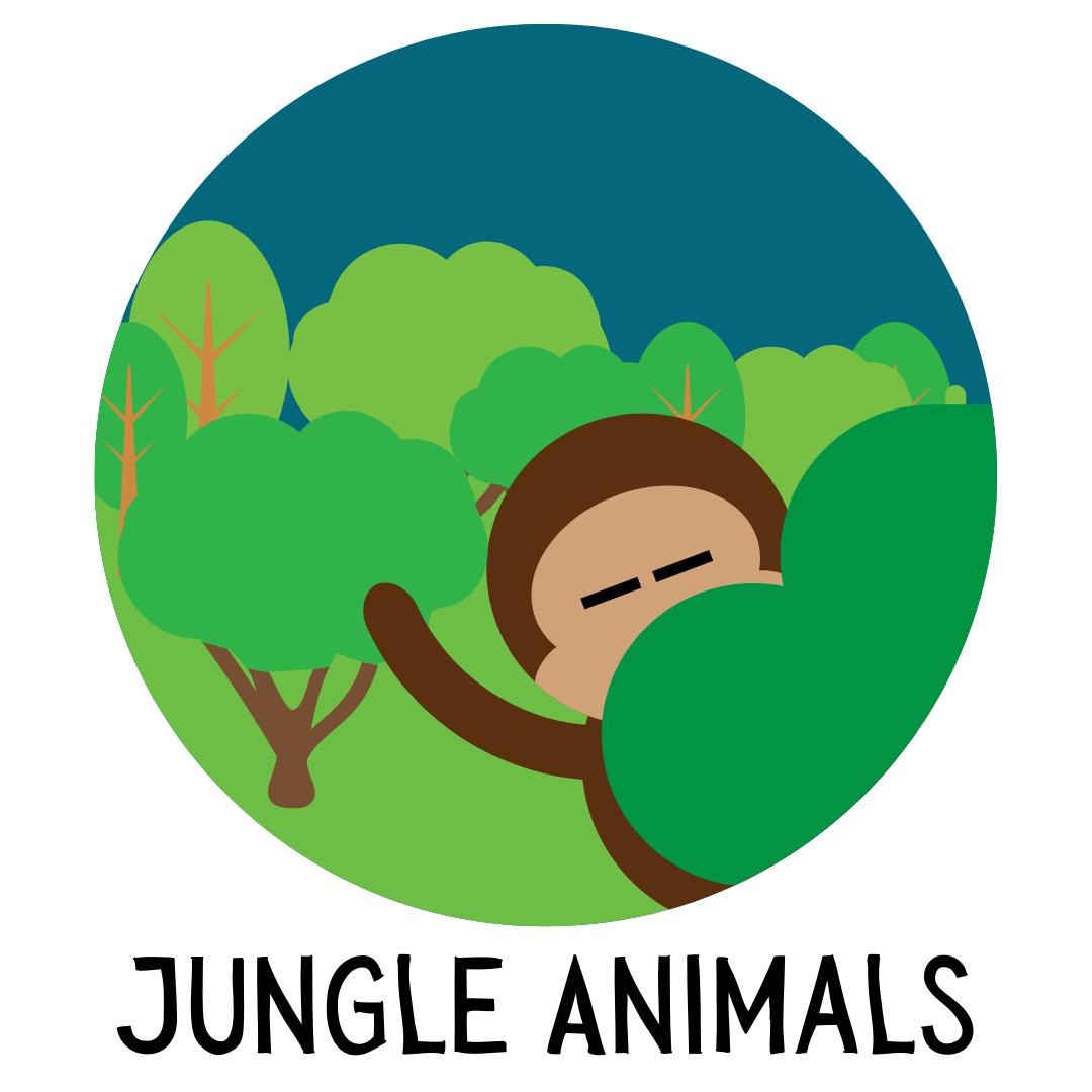Jungle Animals Storytime