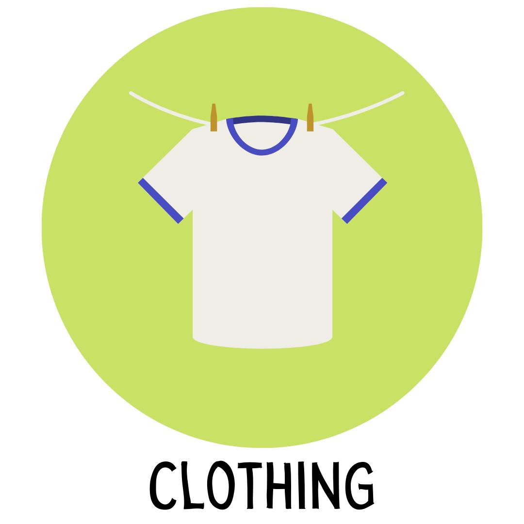 Clothing Storytime
