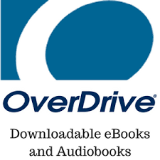 OverDrive ebooks, audiobooks, videos