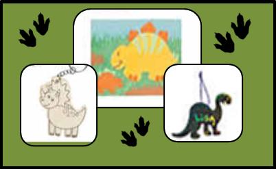 Dino Craft Bundle