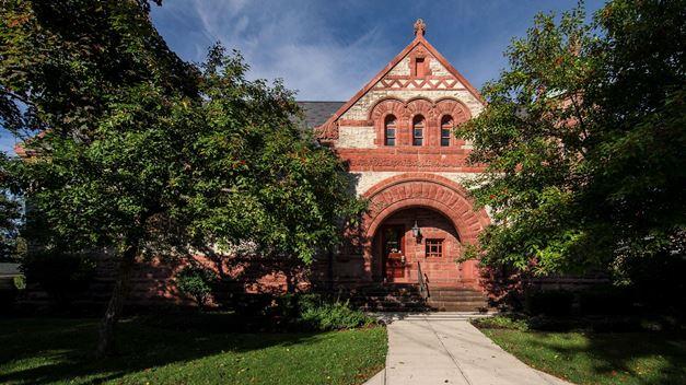 Richmond Memorial Library today